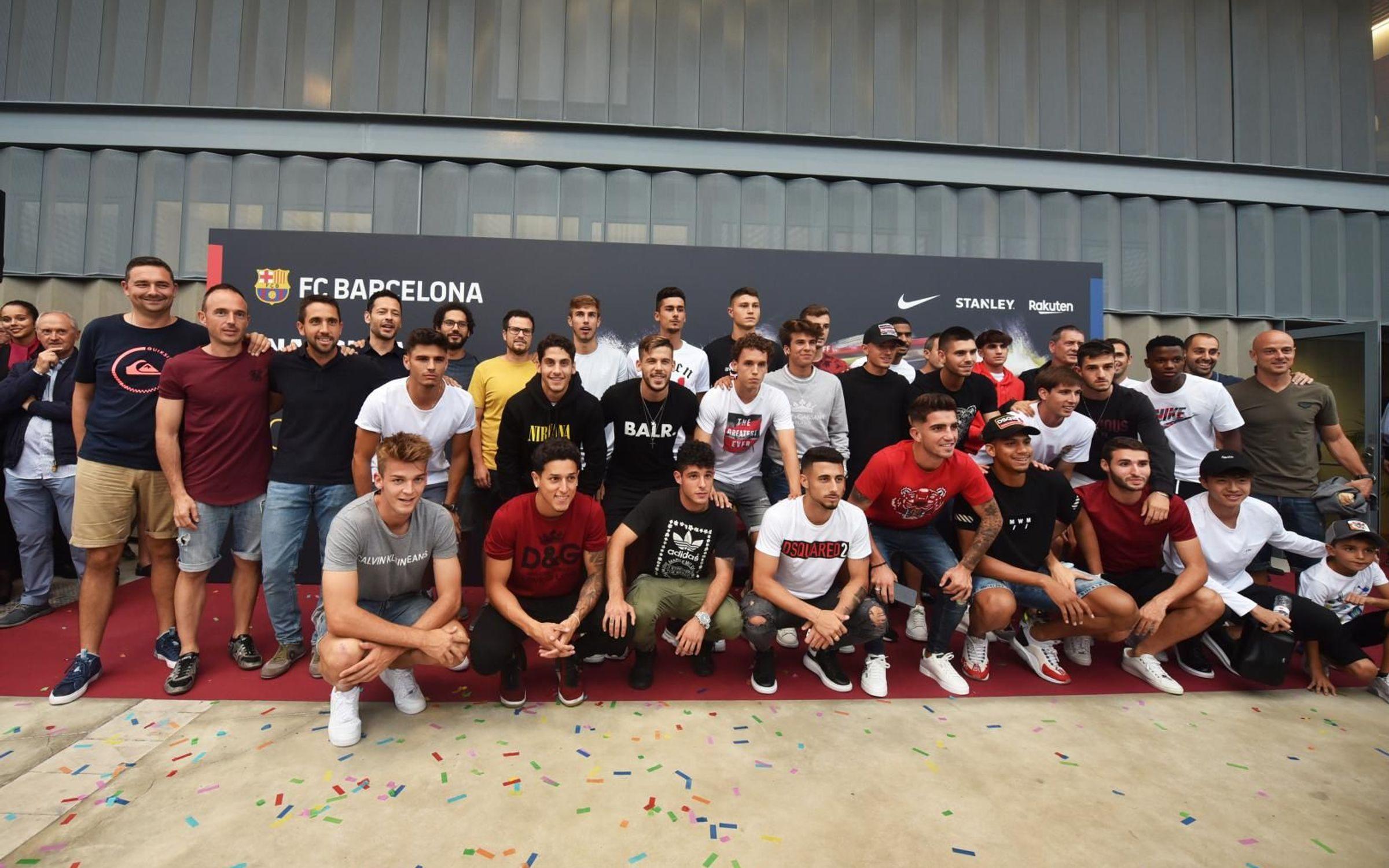 opening of Johan Cruyff stadium